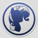 rarity icon with background