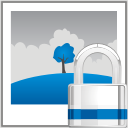 image, lock