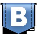 s icons, social media icons, ribbon, icons, set, 512x512, 0031, vkontakte