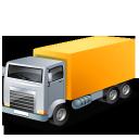 грузовой автомобиль, truck, transport, yellow, вантажний автомобіль, транспорт