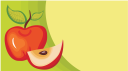 баннер, визитка, яблоко, фрукты, business card, apple, visitenkarte, apfel, obst, bannière, carte de visite, pomme, fruit, tarjeta de visita, manzana, biglietto da visita, mela, frutta, banner, cartão de visita, maçã, fruta, банер, візитка, яблуко, фрукти