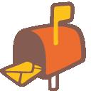 emoji, u1f4ec