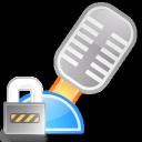 voice over lock