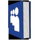 s icons, social, media, icons, books, set, 512x512, 0044, levels 1 copy 44