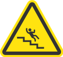 знак, предупреждающие знаки, знак опасность, знак осторожно падение, знак скользкие ступеньки, sign, warning signs, danger sign, caution drop sign, slippery steps sign, zeichen, warnzeichen, warnschild, vorsicht-drop-zeichen, rutschige schritte zeichen, signe, signes avant-coureurs, signe de danger, attention signe de baisse, signe d'étapes glissantes, señal, señales de advertencia, señal de peligro, señal de precaución, señal de pasos resbaladizos, segno, segnali di pericolo, segno di pericolo, segno di avvertenza goccia, segno di passi scivolosi, sinal, sinais de alerta, sinal de perigo, sinal de queda de precaução, sinal de passos escorregadios, попереджувальні знаки, знак небезпека, знак обережно падіння, знак слизькі сходинки