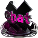 x chat pink