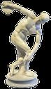 мирон, дискобол, статуя древнегреческого скульптора, метатель диска, мраморная статуя, скульптура из мрамора, discus thrower statue of ancient greek sculpture, discus thrower, a marble statue, sculpture in marble, diskuswerfer statue des antiken griechischen skulptur, diskuswerfer, eine marmorstatue, skulptur in marmor, discus statue de lanceur de la sculpture grecque antique, lanceur de disque, une statue de marbre, sculpture en marbre, estatua lanzador de disco de la antigua escultura griega, lanzador de disco, una estatua de mármol, escultura en mármol, statua discobolo della scultura antica greca, discobolo, una statua di marmo, scultura in marmo, miron, estátua lançador de disco da antiga escultura grega, arremessador de disco, uma estátua de mármore, escultura em mármore