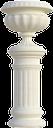 архитектурные элементы, колонна с вазой, античная ваза, architectural elements, a column with a vase, antique vase, architekturelemente, eine säule mit einer vase, antike vase, éléments architecturaux, une colonne avec un vase, vase antique, una columna con un florero, jarrón antiguo, elementi architettonici, una colonna con un vaso, vaso antico, elementos arquitectónicos, uma coluna com um vaso, vaso antigo