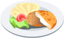 котлета по киевски, картофельное пюре, еда, тарелка с едой, cutlet in kiev, mashed potatoes, food, plate with food, schnitzel in kiew, kartoffelpüree, essen, teller mit essen, escalope à kiev, purée de pommes de terre, nourriture, assiette avec de la nourriture, chuleta en kiev, puré de papas, plato con comida, cotoletta a kiev, purè di patate, cibo, piatto con il cibo, costeleta em kiev, purê de batatas, comida, prato com alimentos, котлета по київськи, картопляне пюре, їжа, тарілка з їжею