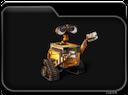 walle, robot, робот, валли