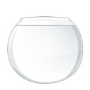 aqua, bowl, чаша с водой, aquarium, аквариум