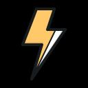lightning bolt, thunderbolt, flash, stroke, удар молнии, молния, удар