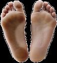 нога, стопа, пальцы ног, пятки, педикюр, часть тела