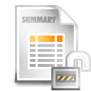 summary unlock 128
