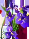 цветы, цветочная композиция, синий цветок, флора, flowers, flower arrangement, blue flower, blumen, blumenarrangement, blaue blume, fleurs, composition florale, fleur bleue, flore, arreglo floral, fiori, composizione floreale, fiore blu, flores, arranjo de flor, flor azul, flora, квіти, квіткова композиція, синя квітка