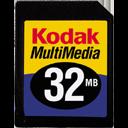kodak multimedia card ( mm c)