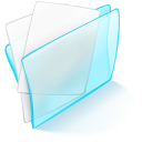 dossier-blue-papier