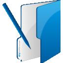 folder, edit