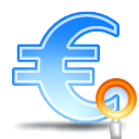 sign euro zoom