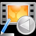 reverse video edit