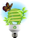 экология, зеленое растение, лампочка, бабочка, ecología, mariposa, ecologia, planta verde, bulbo, borboleta, l'écologie, la plante verte, ampoule, papillon, ökologie, grüne pflanze, birne, schmetterling, ecology, green plant, bulb, butterfly, лист