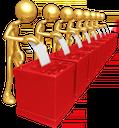 3д люди, золотые человечки, человек, золотой человек, золото, выборы, урна для голосования, волеизьявление, электорат, 3d people, man, golden man, elections, ballot box, will, electorate, 3d leute, mann, goldener mann, gold, wahlen, wahlurne, wille, wähler, gens 3d, homme, homme d'or, or, élections, volonté, électorat, gente 3d, hombre, hombre de oro, elecciones, urnas, voluntad, electorado, 3d persone, uomo, uomo d'oro, oro, elezioni, urne, volontà, elettorato, pessoas 3d, homem, homem dourado, ouro, eleições, urna, vontade, eleitorado, людина, золота людина, вибори, урна для голосування, волевиявлення