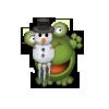 winter board, snowman, зима, снеговик