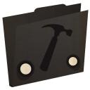 folder, developer, папка, разработка, hammer, молоток