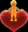 3д люди, человек, сердце, любовь, оранжевый, медицина, 3d people, man, heart, love, medicine, 3d menschen, mann, herz, liebe, medizin, gens 3d, homme, coeur, amour, médecine, orange, gente 3d, hombre, corazón, naranja, persone 3d, uomo, cuore, amore, medicina, arancia, pessoas 3d, homem, coração, amor, remédio, laranja, людина, серце, любов, помаранчевий