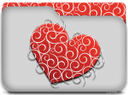spiral heart, спиральное сердце
