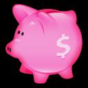 piggy, bank, 128