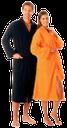 мужчина в халате, девушка в халате, махровый халат, банный халат, домашний халат, турецкий халат, турецкий текстиль, черный халат