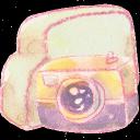 folder, camera