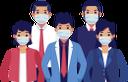 вирус, люди в защитных масках, маска для лица, коронавирус, коронавирусная инфекция, бактерия, инфекция, инфекционное заболевание, эпидемия, вирусология, оставайтесь дома, медицина, people in protective masks, face mask, coronavirus infection, bacterium, infectious disease, epidemic, virology, stay home, medicine, menschen in schutzmasken, gesichtsmaske, coronavirus-infektion, bakterium, infektion, infektionskrankheit, epidemie, zu hause bleiben, medizin, personnes portant des masques de protection, masque facial, infection à coronavirus, bactérie, infection, maladie infectieuse, épidémie, virologie, rester à la maison, médecine, personas con máscaras protectoras, mascarilla facial, infección por coronavirus, bacteria, infección, enfermedad infecciosa, virología, quedarse en casa, virus, persone con maschera protettiva, maschera facciale, coronavirus, infezione da coronavirus, batterio, infezione, malattie infettive, stare a casa, vírus, pessoas com máscaras protetoras, máscara facial, coronavírus, infecção por coronavírus, bactéria, infecção, doença infecciosa, epidemia, virologia, ficar em casa, medicina, вірус, люди в захисних масках, маска для обличчя, коронавірус, covid-19, коронавірусна інфекція, бактерія, інфекція, інфекційне захворювання, епідемія, вірусологія, залишайтеся вдома