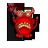 pocket devil, evil, anger, дьявол, зло, злость