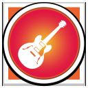 apple's i life garageband, guitar