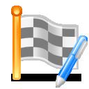 square flag write 128
