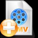wmv file add