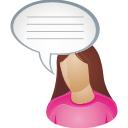 she, user, comment, chat, message, она, пользователь, комментарий, чат, сообщение