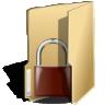 folder, locked