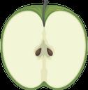 яблоко, половина яблока, спелое яблоко, фрукты, apple, half apple, ripe apple, fruit, apfel, halb apfel, reifer apfel, obst, pomme, moitié pomme, pomme mûre, fruits, manzana, media manzana, manzana madura, fruta, mela, mezza mela, mela matura, frutta, maçã, meia maçã, maçã madura, frutas, яблуко, половина яблука, стигле яблуко, фрукти