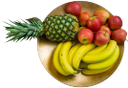 банан, ананас, яблоко, красные яблоки, желтые бананы, фрукты на тарелке, pineapple, apple, red apples, yellow bananas, fruit on a plate, apfel, rote äpfel, gelbe bananen, obst auf einem teller, banane, pomme, pommes rouges, bananes jaunes, des fruits sur une plaque, plátano, piña, manzana, manzanas rojas, plátanos amarillos, fruta en una placa, ananas, mela, mele rosse, banane gialle, frutta su un piatto, banana, abacaxi, maçã, maçãs vermelhas, bananas amarelas, fruta em uma placa
