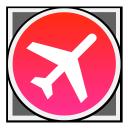 airmail, plane, самолет