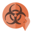 bio-hazard, location