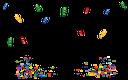 праздничные украшения, мишура, конфетти, holiday decorations, tinsel, confetti, serpentine, urlaub dekorationen, lametta, konfetti, streamer, décorations de noël, guirlandes, confettis, banderoles, decoraciones de fiesta, oropel, confeti, serpentinas, decorazioni di festa, orpello, coriandoli, stelle filanti, decorações do feriado, ouropel, confetes, flâmulas, святкові прикраси, мішура, конфетті, серпантин
