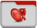 heart present, подарок сердце