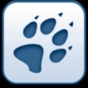 track, trace, wolf paw, след, волк, волчий след