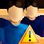users, warning