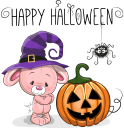 хэллоуин, тыква, зайчик, праздник, pumpkin, bunny, holiday, kürbis, hase, urlaub, citrouille, lapin, vacances, calabaza, conejito, fiesta, halloween, zucca, coniglietto, vacanze, dia das bruxas, abóbora, coelho, férias, хеллоуїн, гарбуз, свято