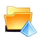 folder pyramid